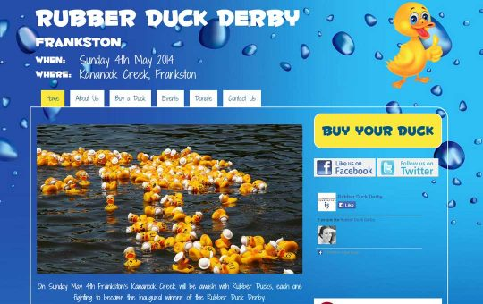 Rubber Duck Derby